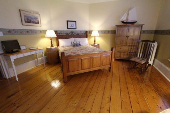 Louisbourg, كندا: Harbourview room