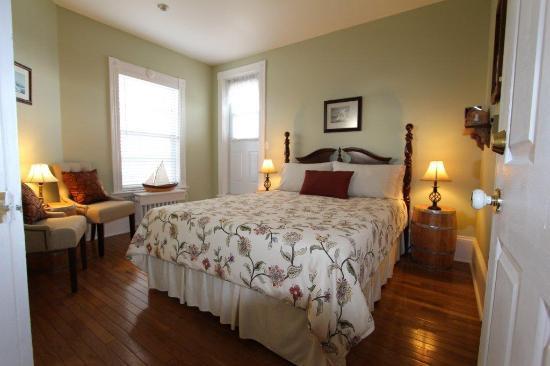 Louisbourg, كندا: 2nd floor queen