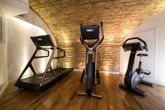 Salle De Sport Hotel Vertigo Picture Of Vertigo Hotel Nuxe