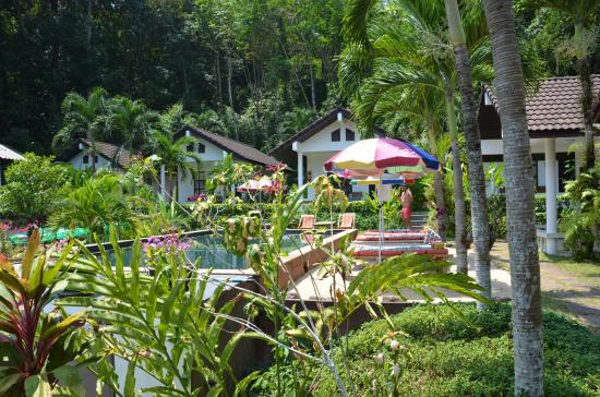 Privacy Resort Koh Chang: mitten im Dschungel