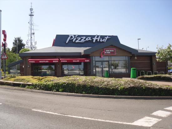 Pizza Hut Broadstairs Unit D D East Kent Retail Park