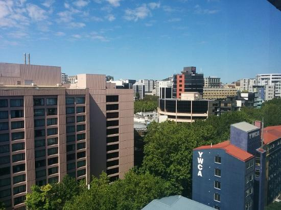 Auckland City Oaks: View from room