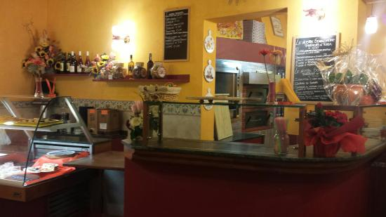 Montespertoli, Italy: L'oasi del gusto
