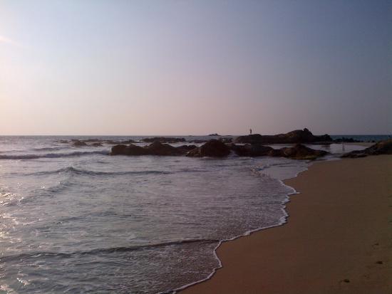 Bentota, Sri Lanka: Пляж Бентоты