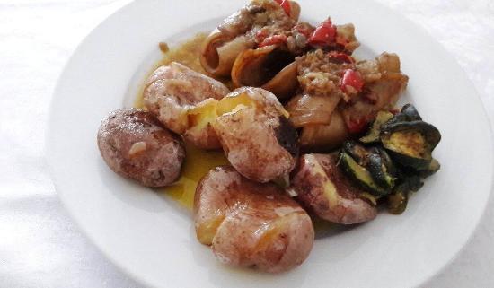 Luzes - Restaurant portugais