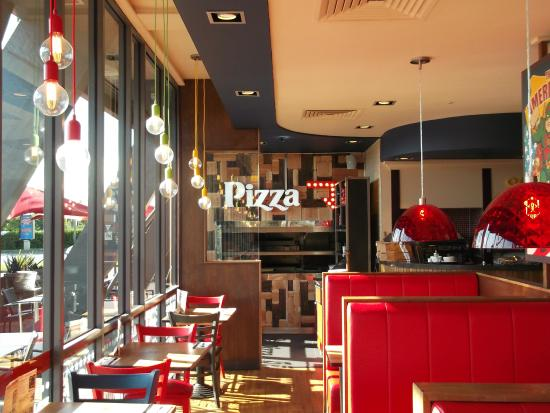 Pizza Hut Peterborough Carr Road Industrial Est Updated