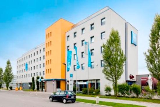 Ibis Budget Munich East Messe: Außenansicht