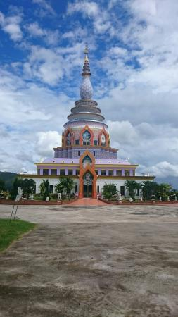 Mae Ai, Thailand: Wat Tra Ton