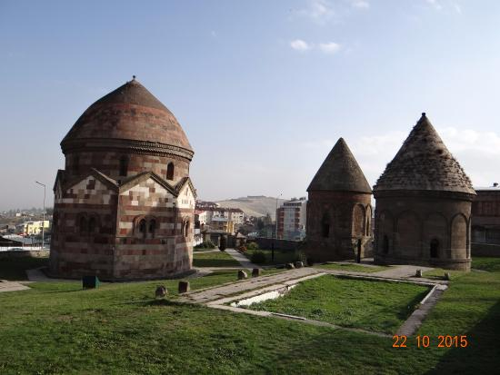 Erzurum Province, Turkey: Üç Kümbetler-Erzurum
