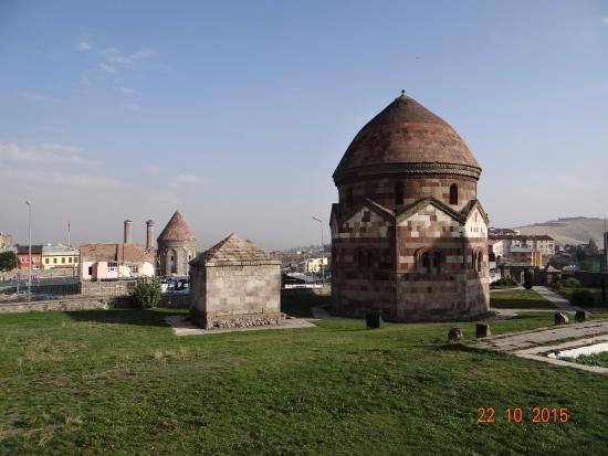 Провинция Эрзурум, Турция: Üç Kümbetler-Erzurum