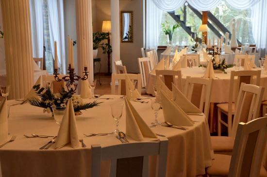 Stoliki W Naszej Restauracji Picture Of Zajazd Lizawka