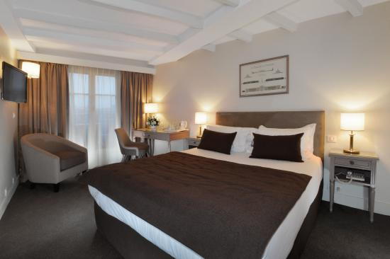 Hotel Madeleine Plaza: Chambre