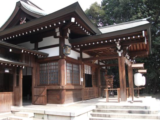 Hikami Anego Shrine
