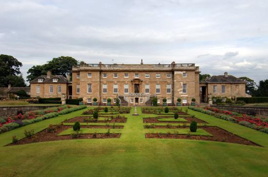 Wetherby, UK: The Main House, view from the Garden