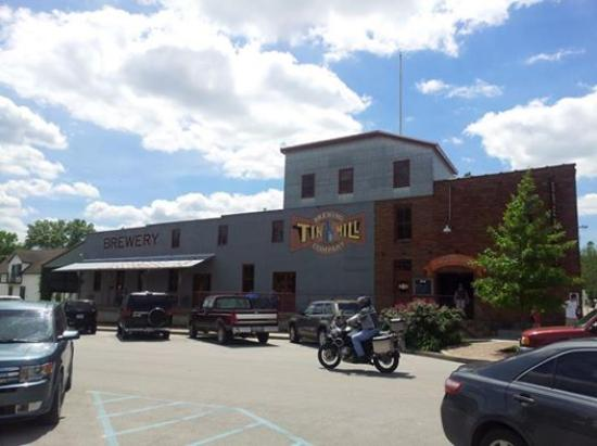 Hermann, MO: Tin Mill Brewery