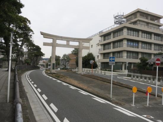 Wakamiya Main Street