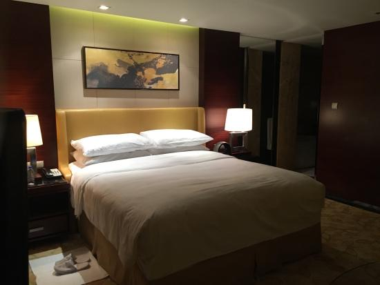 JW Marriott Hotel Shenzhen: Standard king room