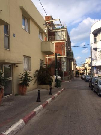 Kerem Hateimanim Apartments