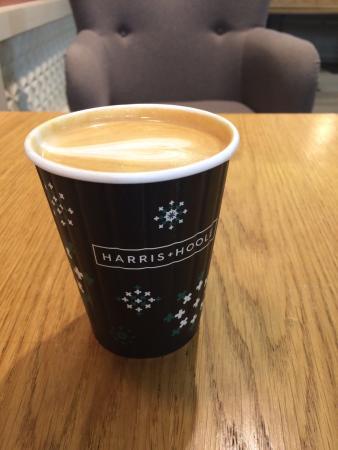 Harris & Hoole Tesco Customer Cafe - Reading