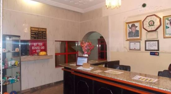 Crystal Palace Hotel Foto