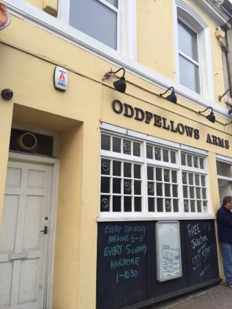 ‪Oddfellows Arms‬