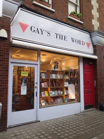 ‪Gay's the Word‬