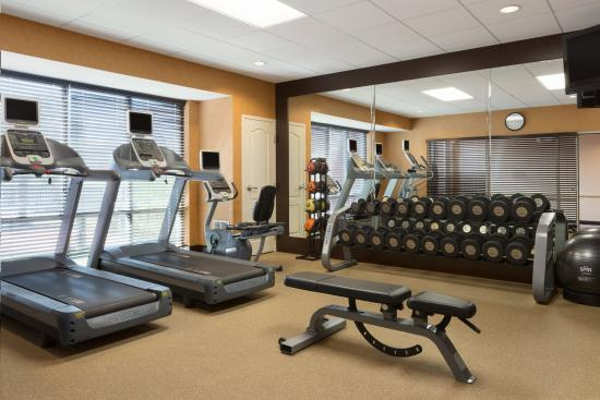 Homewood Suites by Hilton Houston Northwest Cy-Fair: Fitness Center