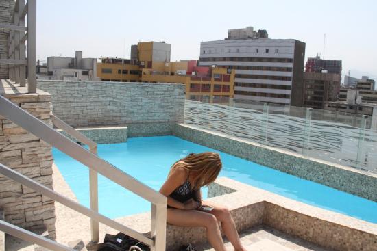 Sol De Oro Hotel Suites Photo
