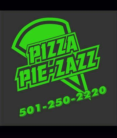 Pizza Pie-Zazz: Logo