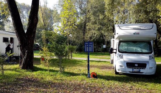 International Camping Ispra
