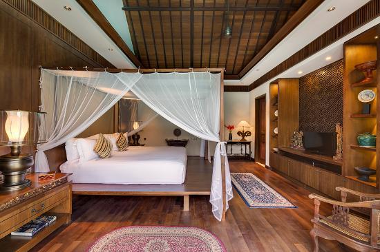 Villa Des Indes II : Master Bedroom