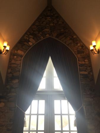 "Castle Farms: March 2016 Sunbeams in the old ""Hay loft"" - beautiful room"
