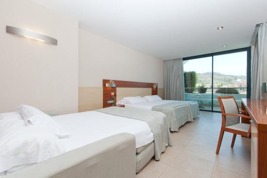 Hotel Deloix Aqua Center: TRIPLE