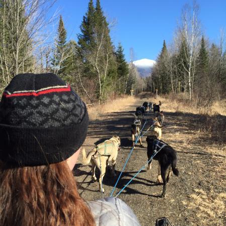 Jefferson, Nueva Hampshire: On the trail