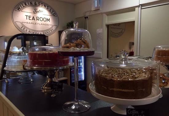 Barleylands Tearooms