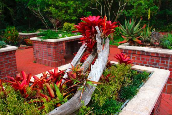 Harry P. Leu Gardens: U0027idea Gardenu0027 Showing Ways To Make Gardening  Accessible