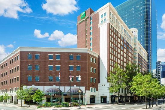 Holiday Inn Charlotte - Center City: Exterior View