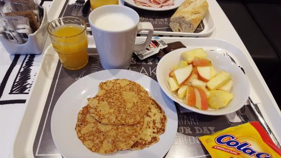 Ibis Irun: Desayuno Buffet