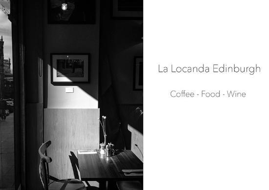 La Locanda Italian Bistro Edinburgh: Coffee, Food, Wine