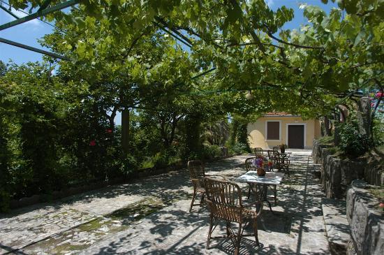 Tortorici, Italija: Veranda