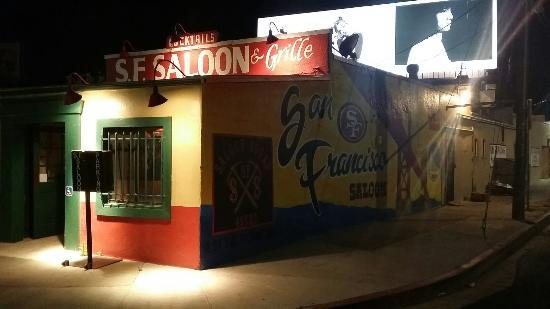 San Francisco Saloon