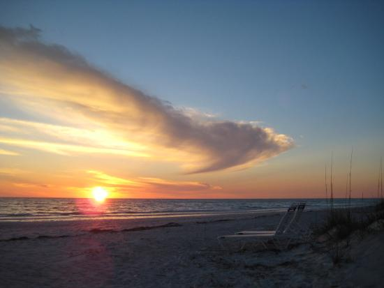 sunset on the beach at silver sands picture of silver sands gulf rh tripadvisor co za