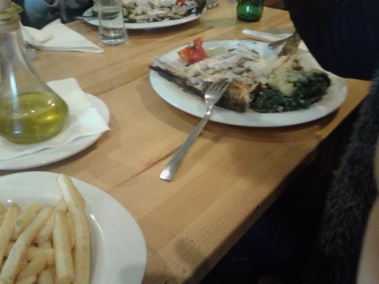 O' La La: BBQ Fish
