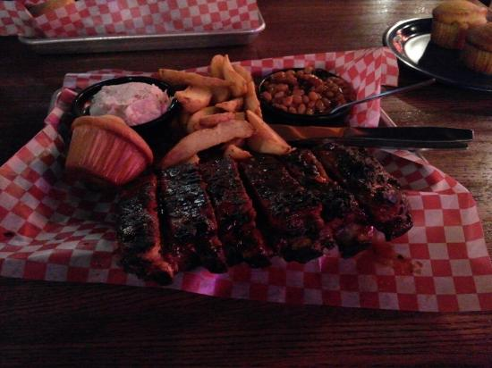 Famous Dave's Barbeque: 20160305_194611_large.jpg