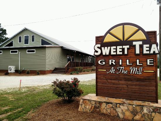 Sweet Tea Grille At The Mill Swainsboro Restaurant Reviews Phone