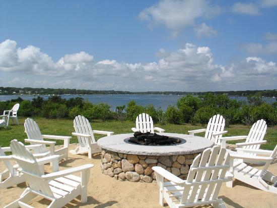 InnSeason Resorts Surfside : Firepit