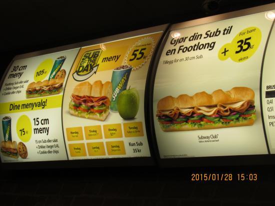 vad kostar en big mac meny