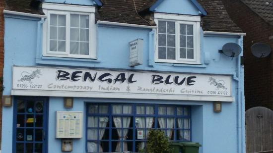 Aylesbury, UK : Bengal blue