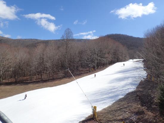 Snowshoe Mountain Resort: Western Territory - Cupp Run