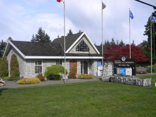 ‪Parksville & District Chamber of Commerce and Visitor Centre‬